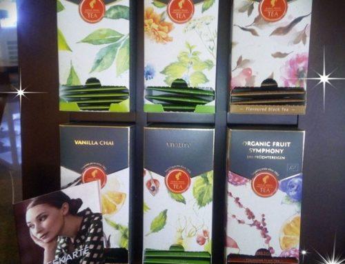 Neue Teesorten